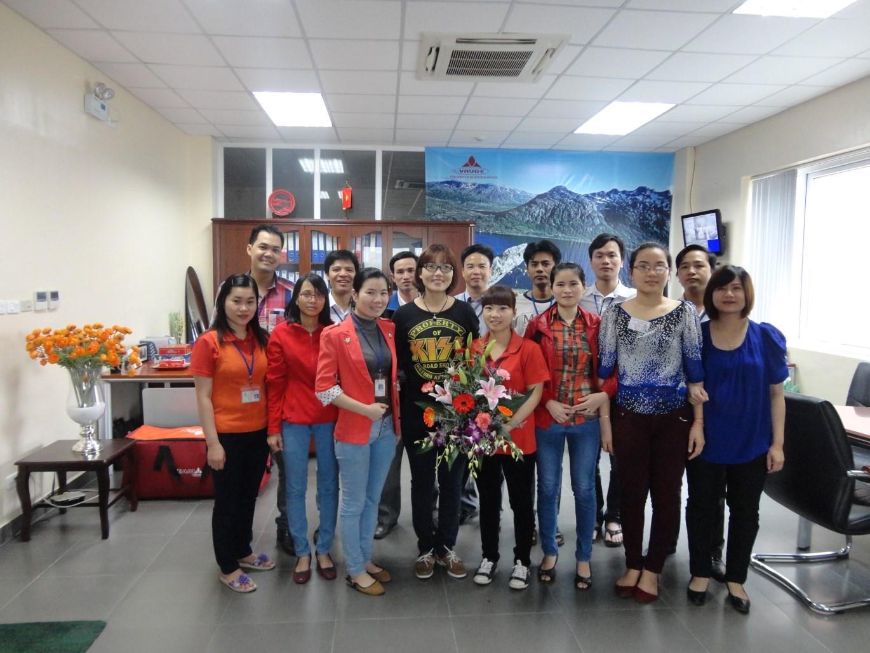 Ngày Quốc Tế Phụ Nữ tại Vaude Việt Nam