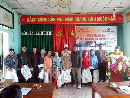 Cảm nhận về chuyến từ thiện tại Xã Cổ Lung và Lũng Niêm - Bá Thước
